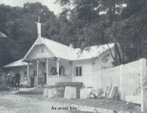 Avasi ház