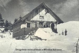 Dragobrát ház