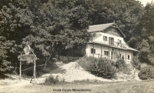 Isaák ház