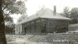 Szentléleki ház