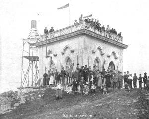 Szittnya pavilon