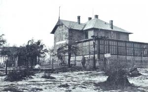 a ház bővítés után