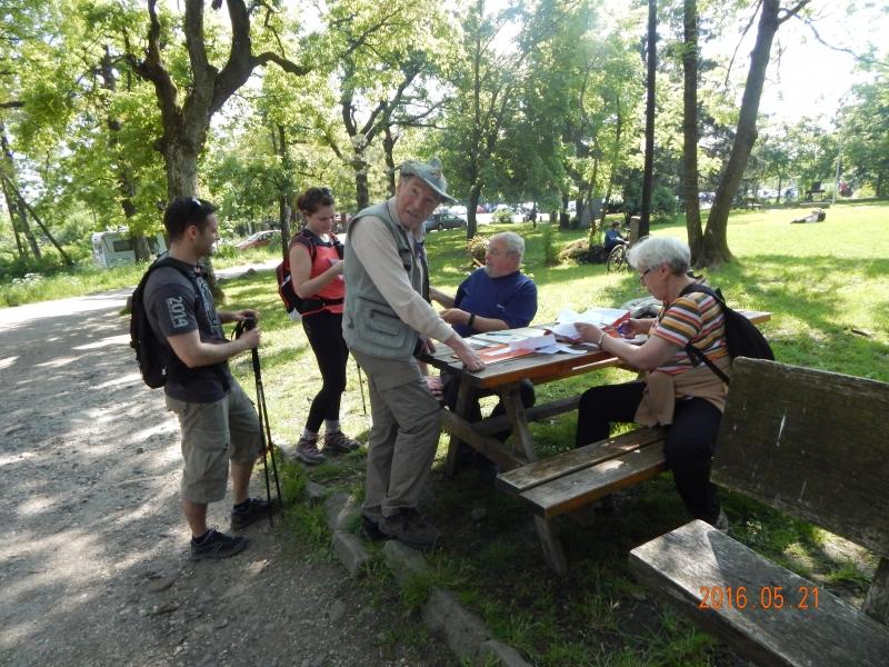 2016.05.21 – Hegyi Szent Bernát teljesítménytúra beszámoló